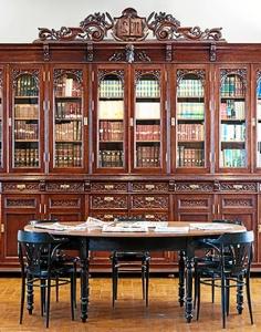 Biblioteca Corrales-Imagen de Azoteas