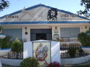 Casa-Hogar Cristo Roto.