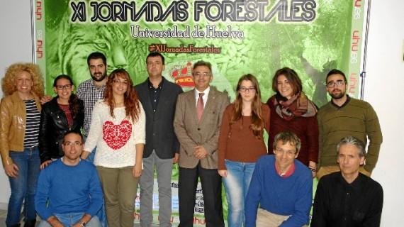 La biomasa, el arcornocal, la conservación de la flora y los riesgos laborales centran las XI Jornadas Forestales