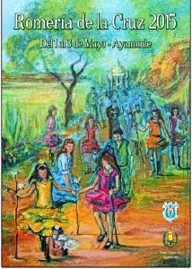 El Cartel Anunciador de la Romería de la Cruz.