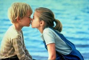Escena de la película 'Mi chica'.