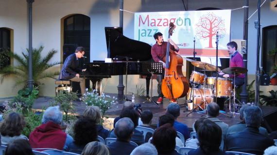 Éxito de asistencia de público en el ciclo de música jazz de Mazagón