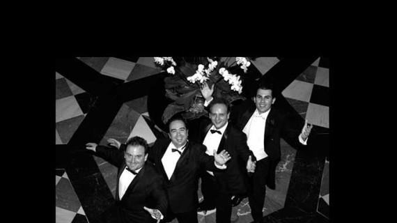El Gran Teatro de Huelva acoge el espectáculo 'Los tres tenores'