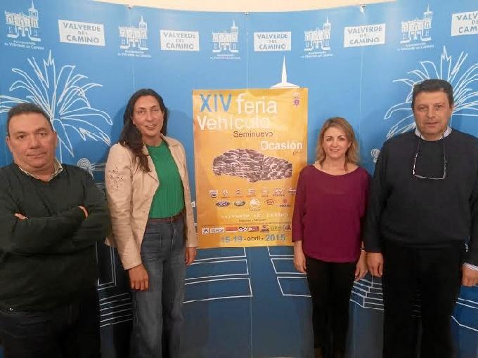 Los organizadores de la Feria del Vehículo de ocasión en Valverde apuestan por aumentar las ventas