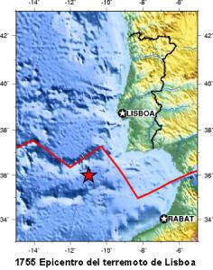 Si tuviera lugar otro maremoto, Huelva dispondría de media hora hasta que las olas llegaran a nuestras costas.