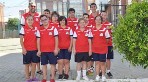 Representación del CODA en el Campeonato que se va a celebrar en Santander.