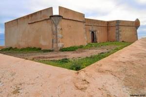 Fuerte de Paymogo./ Foto: www.todopueblos.com