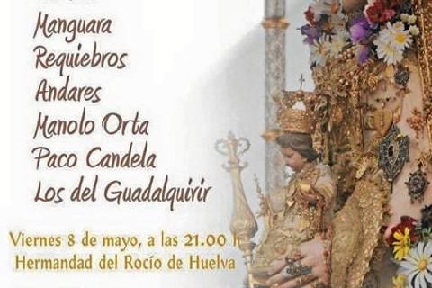 Grandes artistas componen el I Festival de Sevillanas de Huelva