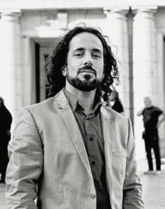 Jesús Amador, candidato de Participa Huelva a la Alcaldía.