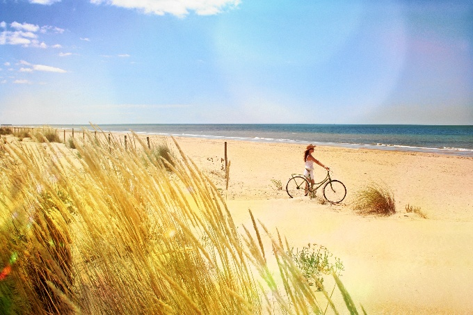 Playas de Huelva.