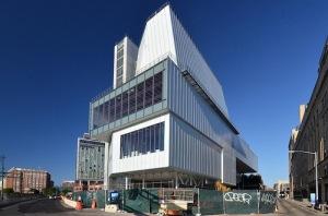 Wl nuwvo wdificio del Museo Whitney