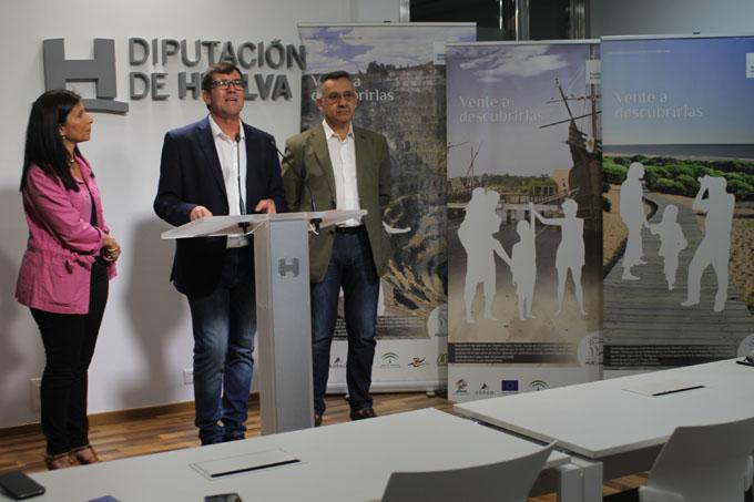 Presentación de la iniciativa turística.