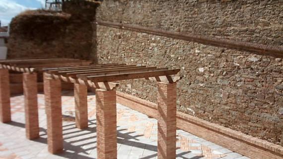 Visita guiada gratuita al fuerte de Puebla de Guzmán