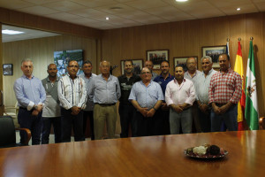 La Junta de la Comunidad de Regantes de Palos.