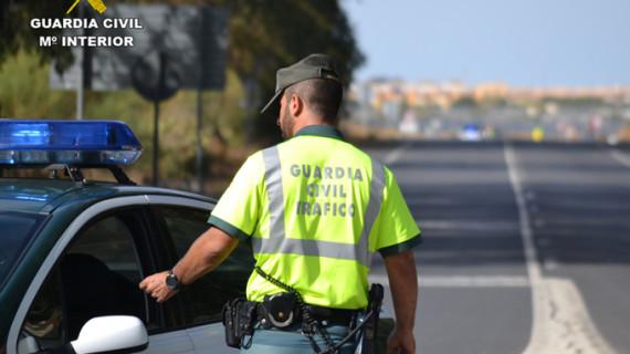 La Guardia Civil localiza en Bollullos a una anciana que se había perdido con su propio vehículo