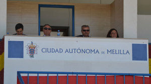 La presidenta Manuela Romero ya vivió otra final copera con el Estudiantes. / Foto: J. Arrazola.