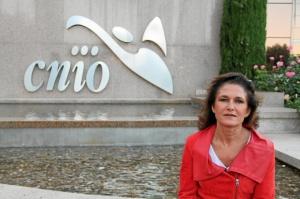 La investigadora onubense Paula Martínez.