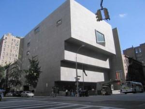 Museo Whitney de Nueva York.