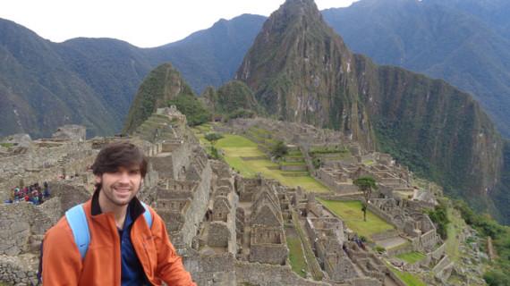 Pepe Bailón, un ingeniero destinado en San Salvador tras haber pasado por Quito