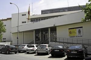 Comisaría de Policía de Huelva.