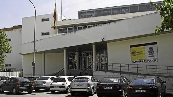 La Policía Nacional detiene al presunto autor de un apuñalamiento en Huelva