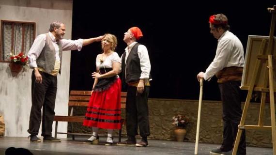 Ópera Sur destinará la recaudación de 'La Dolorosa' a Proyecto Hombre