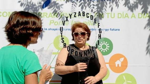 La Semana Europea de la Energía llega a los municipios de la provincia a través de talleres y juegos
