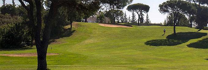 Las instalaciones de Bellavista, escenario de un clásico del golf onubense.