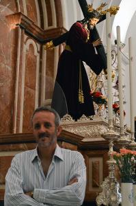 Ntro. Padre Jesús Nazareno es una de las grandes devociones de la ciudad