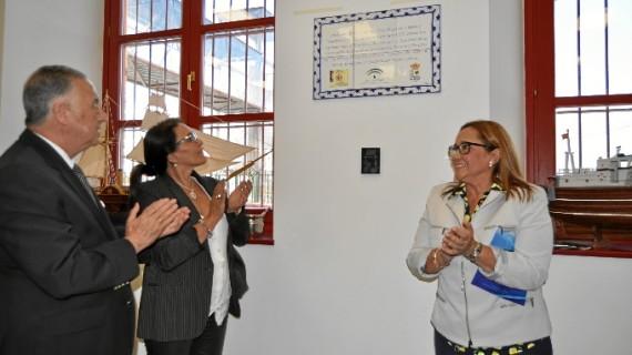 Isla Cristina inaugura un centro tecnológico destinado a la pesca
