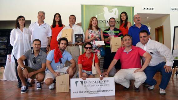 Triunfo de Pierre Roessli y de Rafael Albarracín en el Torneo de Golf en Hato Verde