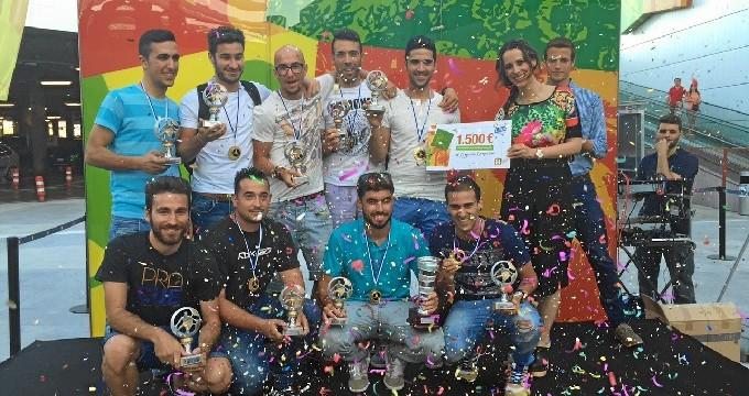 Vallectric F.C. se alza con el título de la Liga Holea de Fútbol Sala