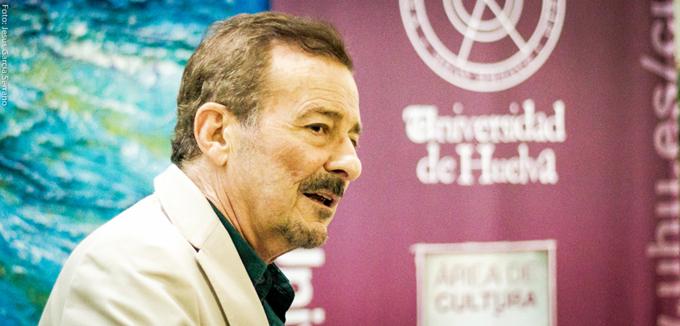 El actor Juan Diego reivindica la figura del onubense Francisco Elías