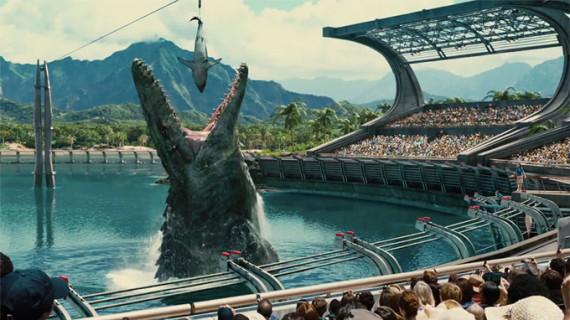 Jurassic World, un producto, no una película