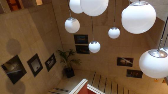 Los alumnos de fotografía de la León Ortega exponen en el Museo de Huelva