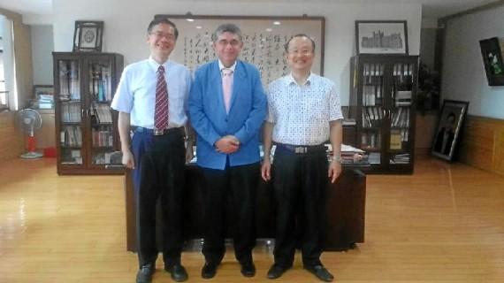 Un profesor de la UHU, al frente de la Asociación Euro-Asiática de Estudios de Turismo