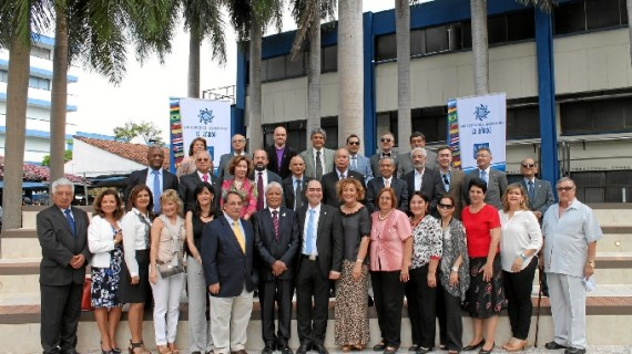 El Grupo de Universidades Iberoamericanas La Rábida se reúne en Colombia