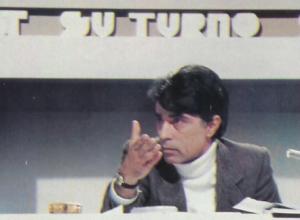 En el programa de televisión 'Su turno'.
