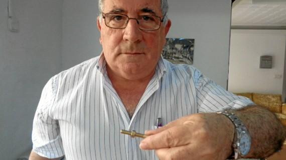 Juan Domínguez, el electrónico onubense que hizo hablar a los sordomudos