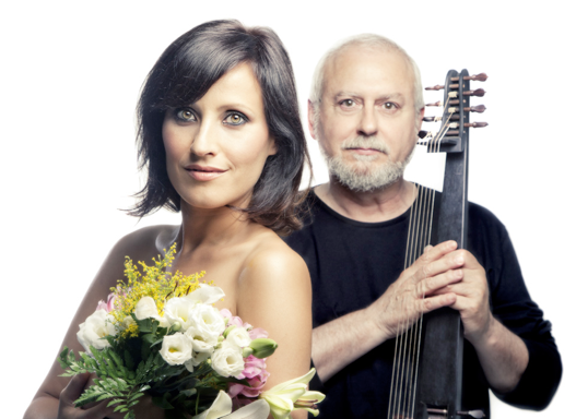 Mariví Blasco y Juan Carlos Rivera actúan en La Rábida.