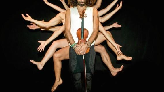 Ara Malikian, el violinista que ha acercado la música clásica a las masas, prepara su visita a Huelva