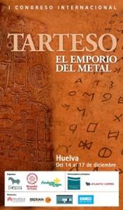 Cartel del congreso de 2011 sobre Tarteso.