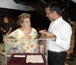 Con esta iniciativa pretenden dar a conocer el patrimonio delmunicipio través de los documentos históricos.