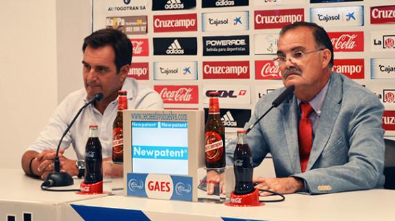 """Antonio Martín: """"A lo largo del día de hoy, si no mañana 30 de julio, estará saldada la deuda con los jugadores"""""""