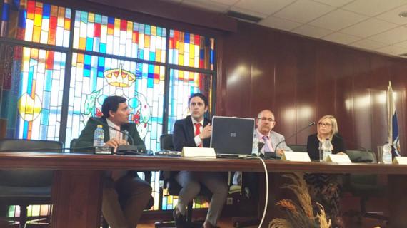 Huelva acoge una conferencia sobre los 'Nuevos horizontes de la ingeniería'