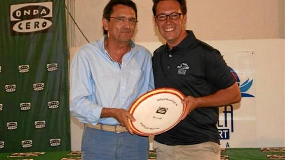 Carlos Ortega se alza como ganador del Torneo de Golf de Onda Cero