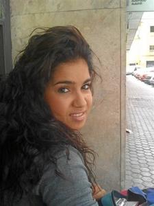 La joven saharui, de 23 años de edad, grabó un mensaje en el mes de mayo en el que solicitaba ayuda para regresar a España.