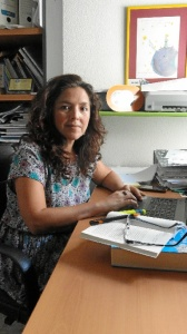 La periodista y educadora social, Paloma Contreras.