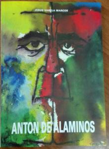 Portada del libro 'Antón de Alaminos. El piloto palermo descubridor de las costas del seno mexicano', de Jesús .