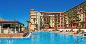 Imagen del Hotel Asur de Islantilla. / Foto: www.logitravel.com